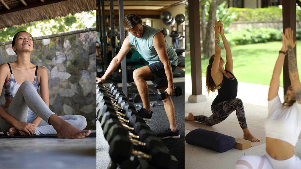 Revivo Fitness - Moveo - TRX, Yoga, Muay Thai - ReiseSPA Wellnessurlaub