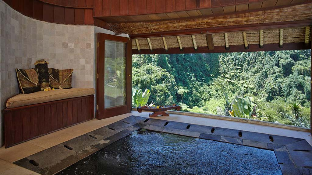 Bagus Yati Health & Wellbeing Retreat - Spa Bereich - Spa und Wellness Retreat auf Bali mit ReiseSPA