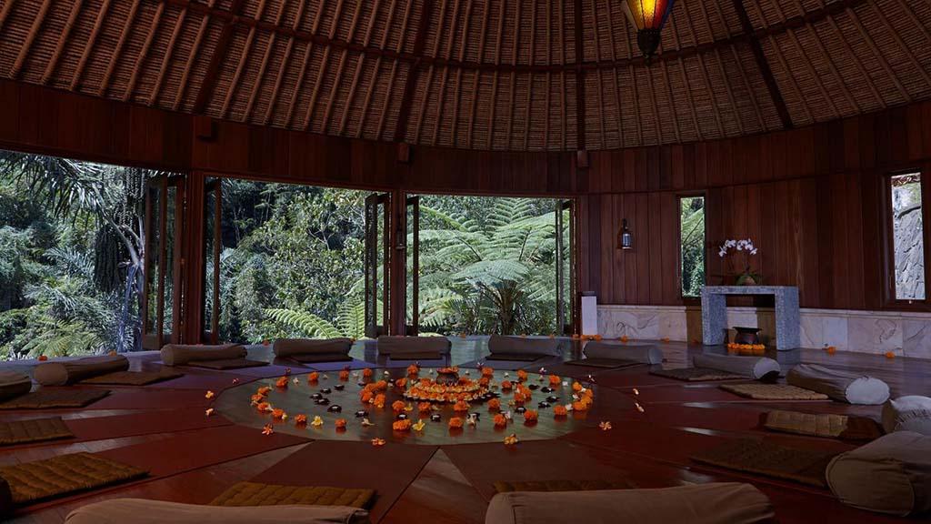 ReiseSpa - Bagus Jati Yoga Pavillon Bali - Wellness Retreats Ubud