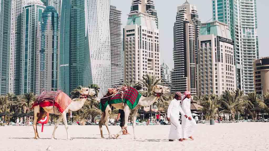Dubai & Kamäle - ReiseSpa Premium Wellness Urlaub
