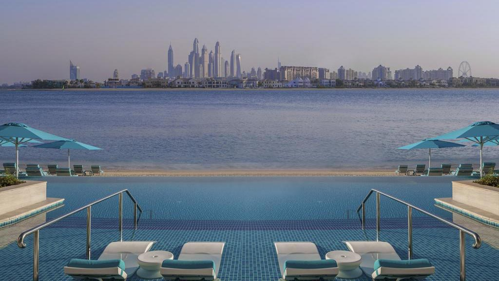 Mgallery by Sofital Dubai - Blick - ReiseSPA Premium Wellness Urlaub