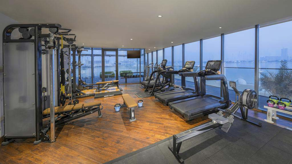 Mgallery by Sofital Dubai - Fitness - ReiseSPA Premium Wellness Urlaub