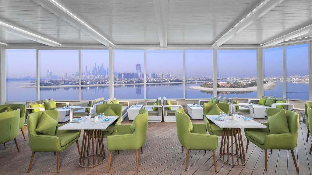 Mgallery by Sofital Dubai - Restaurant - ReiseSPA Premium Wellness Urlaub