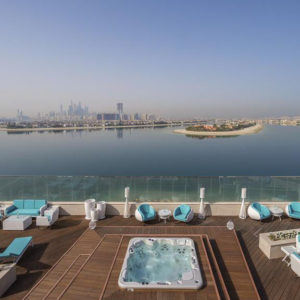 Mgallery by Sofitel Dubai - Rooftop - ReiseSpa Premium Wellness Urlaub