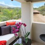 SHANTI-SOM Wellbeing Retreat - ReiseSpa Wellness Retreat - Balkon Terrasse