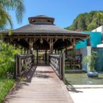 SHANTI-SOM Wellbeing Retreat - ReiseSpa Wellness Retreat - Outdoor Bereich am Tag