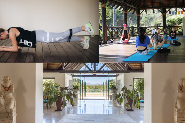 Spa & Fitness HIIT Retreat Marbella  – 10 Tage
