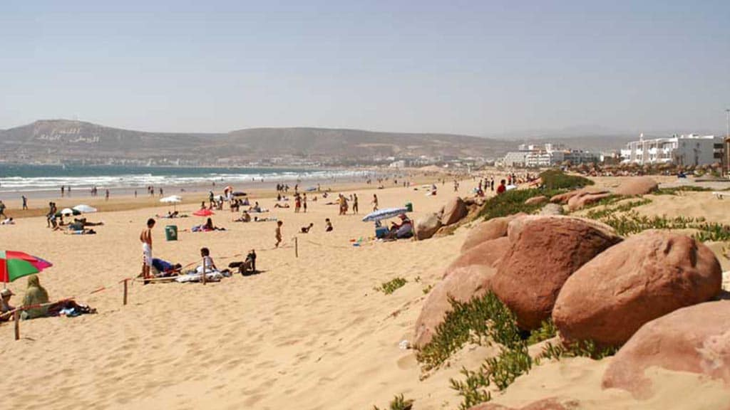 Agadir Strand - Paradis Plage - ReiseSpa Premium Wellness Retreats