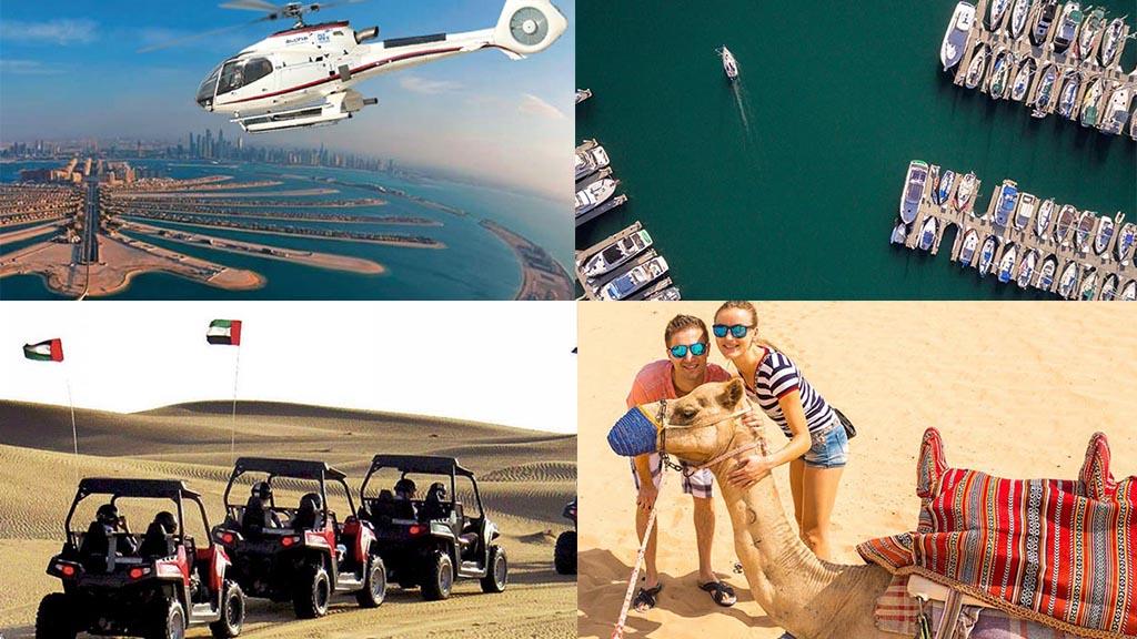 Dubai Erlebnisse - ReiseSpa Premium Wellness Retreats