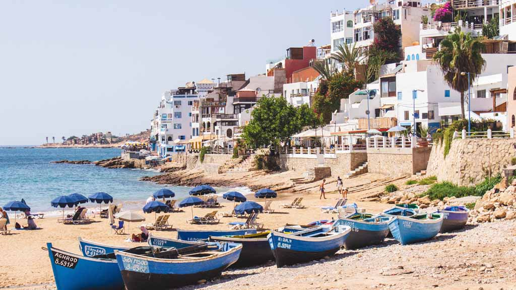 Marokko Taghazout - ReiseSpa Premium Wellness Retreats