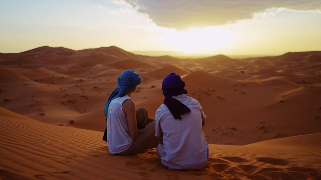 Marokko Wüste - Paradis Plage - ReiseSpa Premium Wellness Retreats