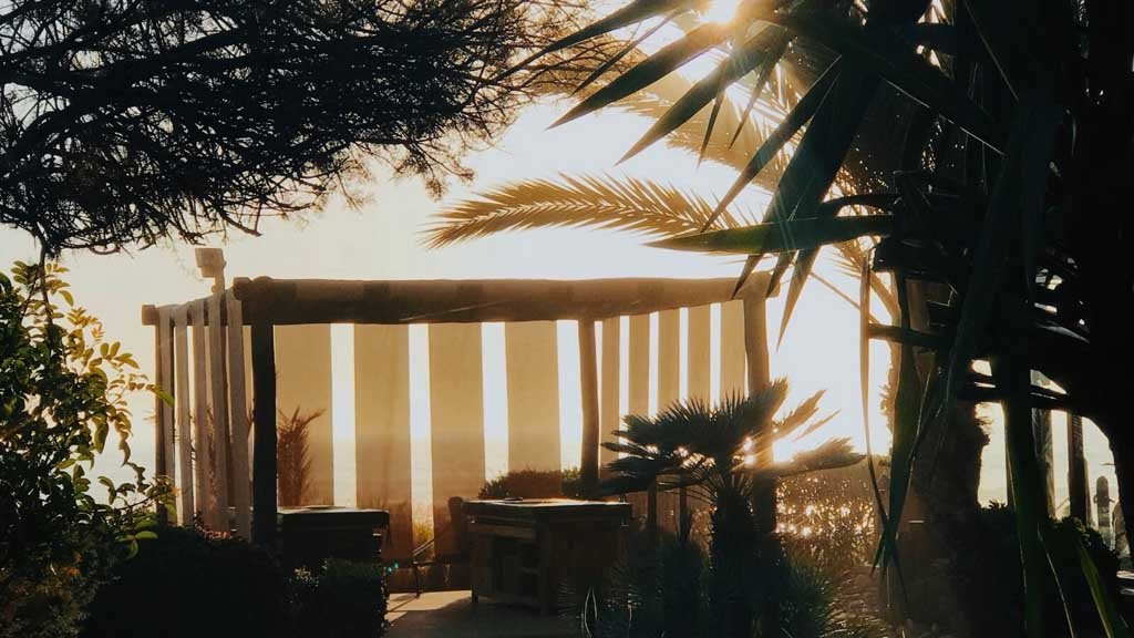 Outdoor SPA - Paradis Plage Surf Yoga & Spa Resort - ReiseSpa Premium Wellness Retreats