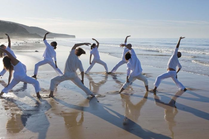 Yoga Urlaub im 5-Sterne Surf, Yoga & Spa Resort am Strand – Marokko