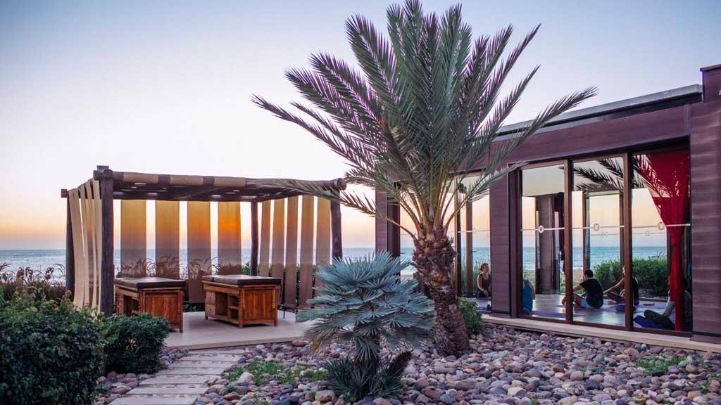 Yoga & SPA am Strand in Marokko - Paradis Plage Surf Yoga & Spa Resort - ReiseSpa Premium Wellness Retreats